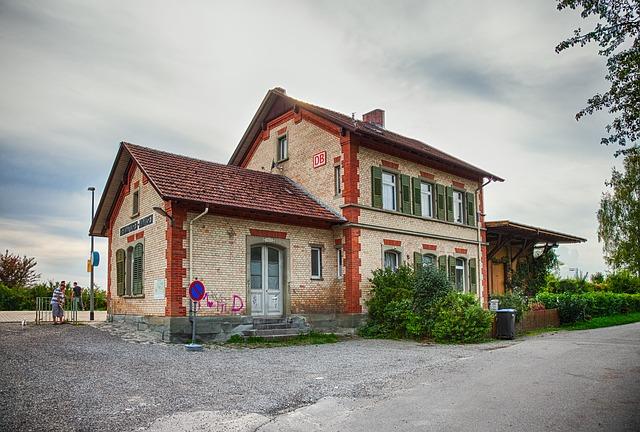 Bermatingen Bahnhof